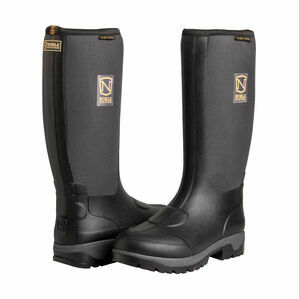 Noble Outfitters Women's Muds Stay Cool High Wellington Boots - Black