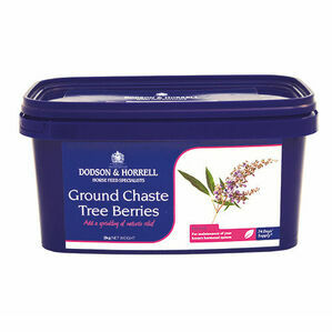 D&H Ground Chaste Tree Berries - 2kg