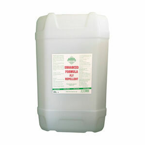 Barrier Enhanced Formula Fly Repellent - 20 litre
