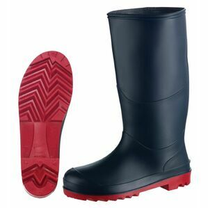 Berwick Youths Border Wellington Boots - Navy