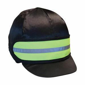 HyVIZ Reflector Elasticated Hat Band - One Size - Yellow