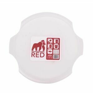 Red Gorilla Tubtop - Translucent