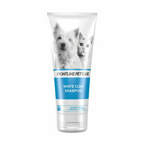 Frontline Petcare White Coat Shampoo - 200ml