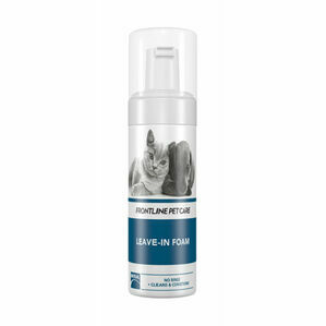 Frontline Petcare Leave-in Foam - 150ml