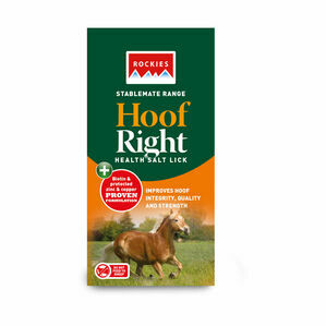 Rockies Hoof Right - 10 x 2kg