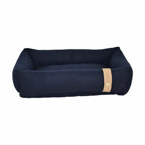 Companion Country Snuggle Dog Bed - Small - Navy