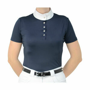 HyFASHION Joanna Glam Show Shirt - Sapphire Blue
