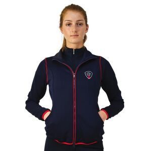 HyRIDER Signature Jacket - Marine Blue/Red
