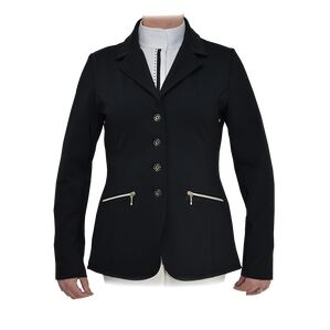 HyFASHION Ladies Roka Competition Jacket - Black