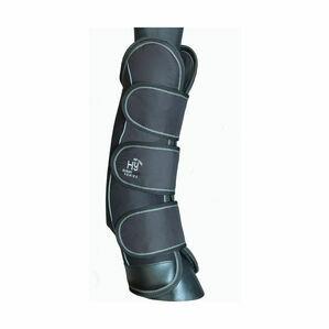 HyIMPACT Event Pro Series Travel Boots - Black/Grey - Pony