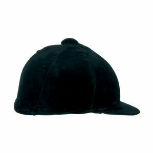 Champion Velvet Hat Cover - Black