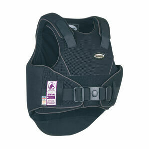 Champion Flexair Body Protector - Black/Gunmetal