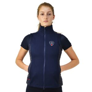 HyRIDER Signature Gilet - Marine Blue/Red