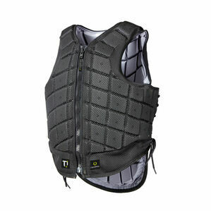 Champion Titanium Ti22 Body Protector - Black - Adult X Small