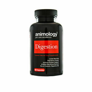 Animology Digestion Supplement - 60 Capsules