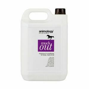 Animology Muck Out Horse Shampoo - 5 litre