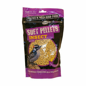 Suet To Go Suet Pellets - Insect - 550g Pouch