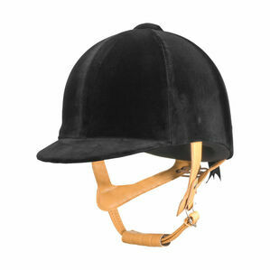 Champion CPX Supreme Riding Hat - Black