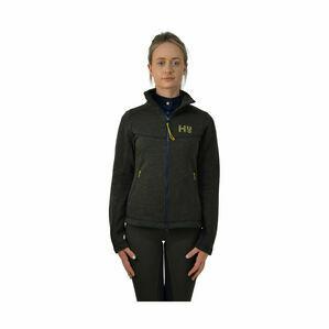 HyFASHION Edinburgh Ladies Jacket - Olive Green/Midnight Navy