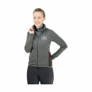 HyFASHION Eliza Ladies Jacket - Charcoal/Rose Gold
