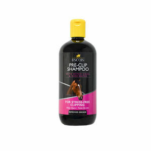 Lincoln Pre-Clip Shampoo - 500ml