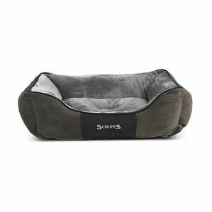 Scruffs Chester Box Bed - Graphite