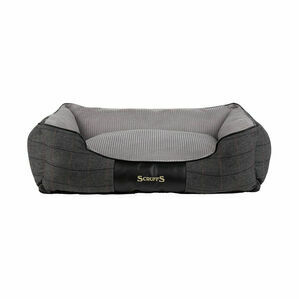 Scruffs Windsor Box Bed - Charcoal