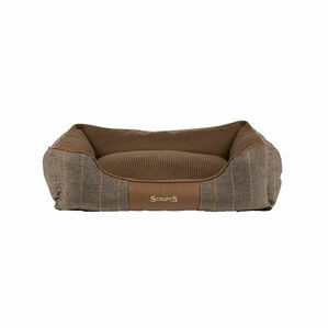 Scruffs Windsor Box Bed - Chestnut