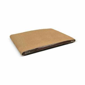 Scruffs Hilton Memory Foam Orthopaedic Pillow - Tan