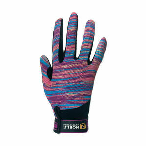 Noble Outfitters Perfect Fit Cool Mesh Glove - Coral Space Dye