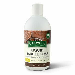 Oakwood Liquid Saddle Soap - 500ml