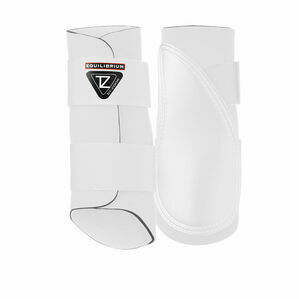 Equilibrium Tri-Zone Brushing Boot - White