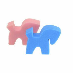 Little Rider Pony Sponge - Pack of 10