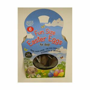 Dog Easter Egg - Fun Size - 6 x 20g