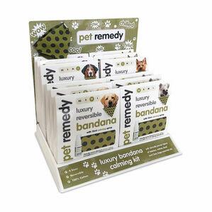Pet Remedy Bandana Counter Display Unit - Starter Pack