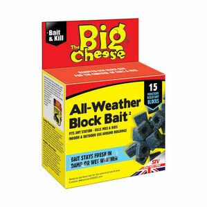 STV All Weather Block Bait2 (STV212) - 15 x 10g