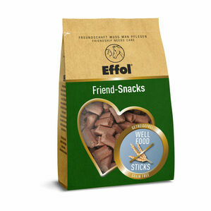 Effol Friend-Snacks - Wellfood Sticks Grain Free - 500g bag