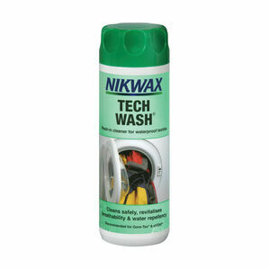 Nikwax Tech Wash & Polar Proof - Twin Pack - 2 x 300ml