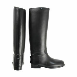 HyLAND Long Greenland Waterproof Riding Boots - Black