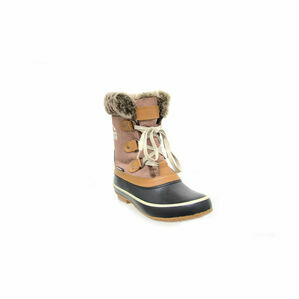 HyLAND Short Mont Blanc Winter Boots - Tan