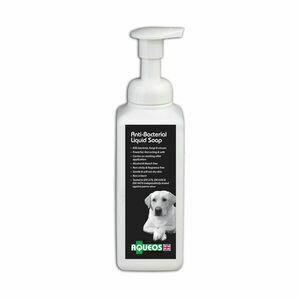 Aqueos Anti-Bacterial Canine Liquid Soap - 600ml
