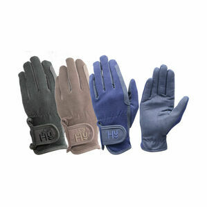 Hy5 Every Day Riding Gloves - Brown