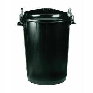 Multibin - Black - 100 litre