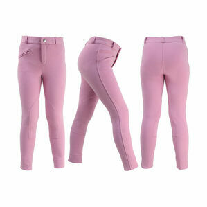 HyPERFORMANCE Winterton Children\'s Jodhpurs - Pink