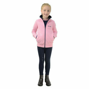 Little Unicorn Jacket by Little Rider - Candy Pink/Navy
