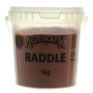 Agrimark Sheep Colouring Powder - Raddle - Red