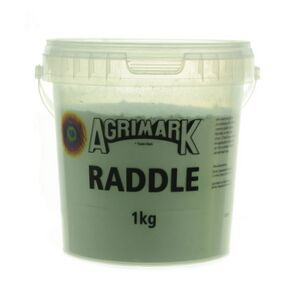 Agrimark Sheep Colouring Powder - Raddle - Green