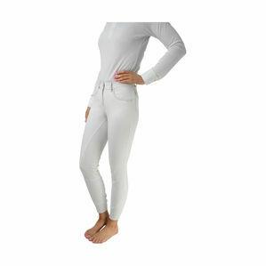 HyPERFORMANCE Highgrove Ladies Breeches - White
