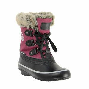 HyLAND Short Mont Blanc Winter Boots - Berry
