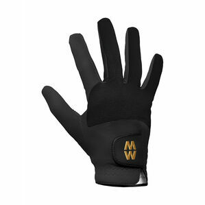 MacWet Mesh Short Cuff Gloves - Brown